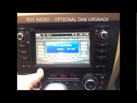 Bmw 3 Series E90 Oem Radio Upgrade Dvd Gps Media Youtube