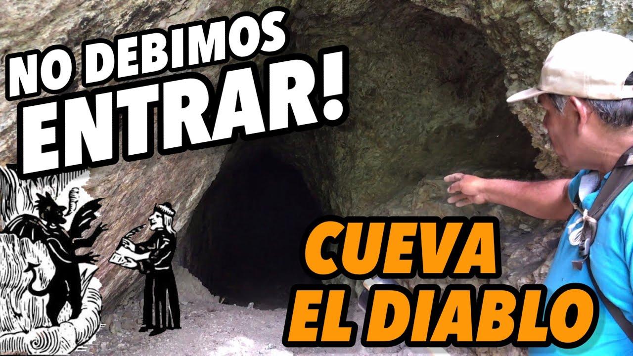 Download La CUEVA del DIABLO,, Nunca entres AQUÍ ‼️🚷