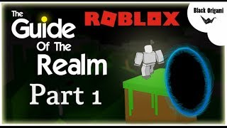 Interesting Game... | ROBLOX The Guide of the Realm #1