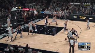 NBA 2K18 Career Mode