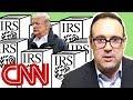 President Trump won't release his tax returns. Dems might make him