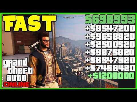 NEW GTA 5 MONEY GLITCH TO GET EXTREMELY RICH.. (PS4/XBOX/PC) *DO IT ONCE = MAKE MILLIONS*..