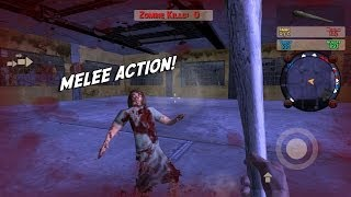 Zombie Infection Android GamePlay Trailer (HD)