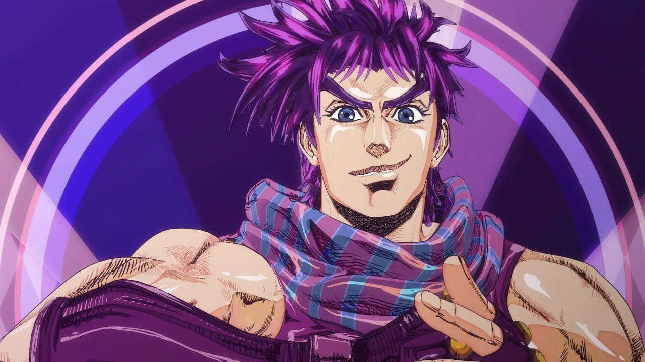 Jojos Bizarre Adventure Opening 2 English By Ychang -6205