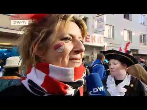 Der Rosenmontag in Köln: Höhepunkt des Karnevals   euromaxx