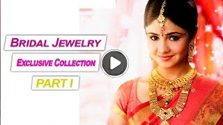 Exclusive Collection Of Bridal Jewelry Sets   Fashionista   TBG Bridal Store