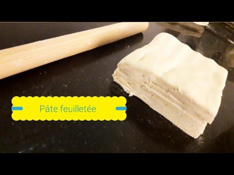 pâte-feuilletée-la-meilleure-recette-de-la-pâte-feuilletée-🏵🏵🏵