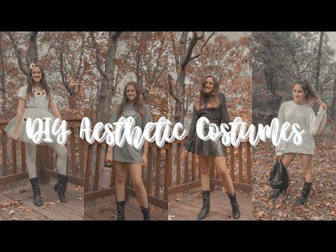 ♡diy-aesthetic-halloween-costumes♡
