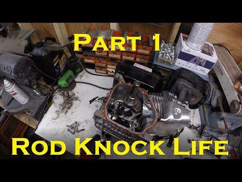 Knock Knock - Predator 212cc Teardown