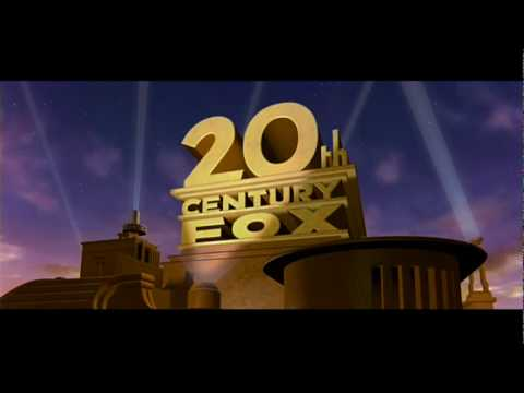 20th Century Fox logo and music