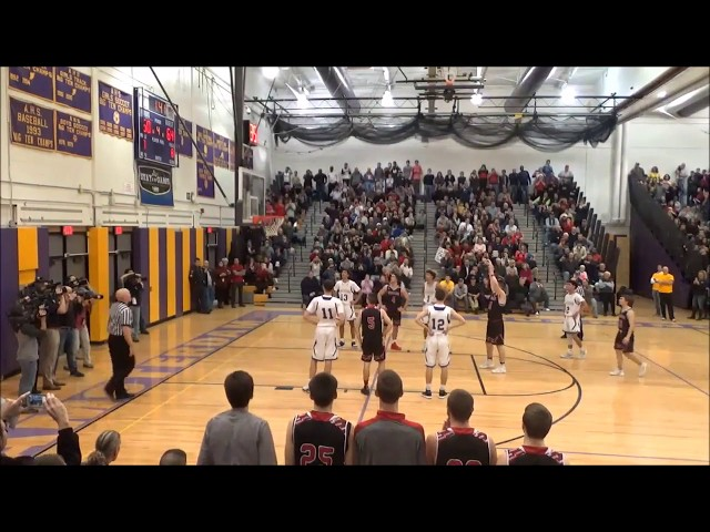 Game Highlights Boys' Varsity: Glens Falls 74 vs Amsterdam 68 (F)