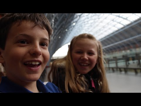Why Children Love Train Travel to the Alps