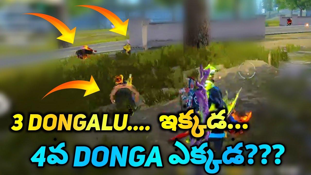 FF Rush Gameplay - ff Funny Video - Free Fire Telugu - MBG ARMY