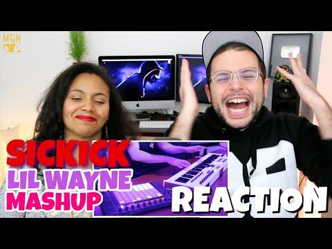 Sickick - Epic Lil Wayne Mashup (Live) | REACTION