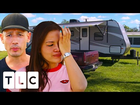 """We're The Youngest Couple There"": From The Philippines To Trailer Park 