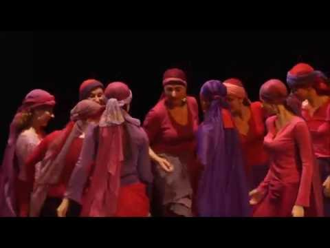 Lyrical Arab Dance: In-mobility to dance