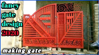metal main gate design | design for main gate | iron gate design 2020