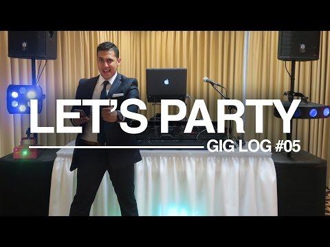 Advice for DJs | Sweet 15 (Quinceañera) DJ GIG LOG | Let's Party