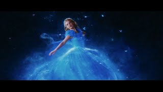 Disney's Cinderella Is Now Playing!