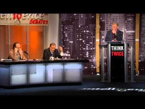 Science Refutes God Debate [FULL] - Intelligence Squared U.S