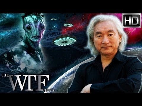 Michio Kaku(Theoretical Physicist) given latest statement about God & Alien Civilization