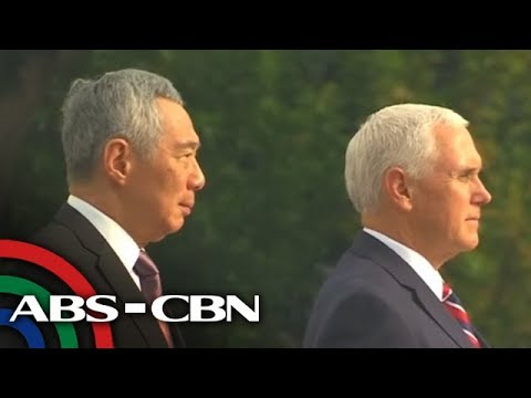 The World Tonight: Pence - South China Sea doesn't belong to any one nation