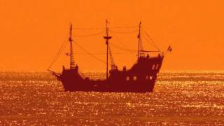 8 Hours of Pirate Ship White Noise for Sleep, Relaxation