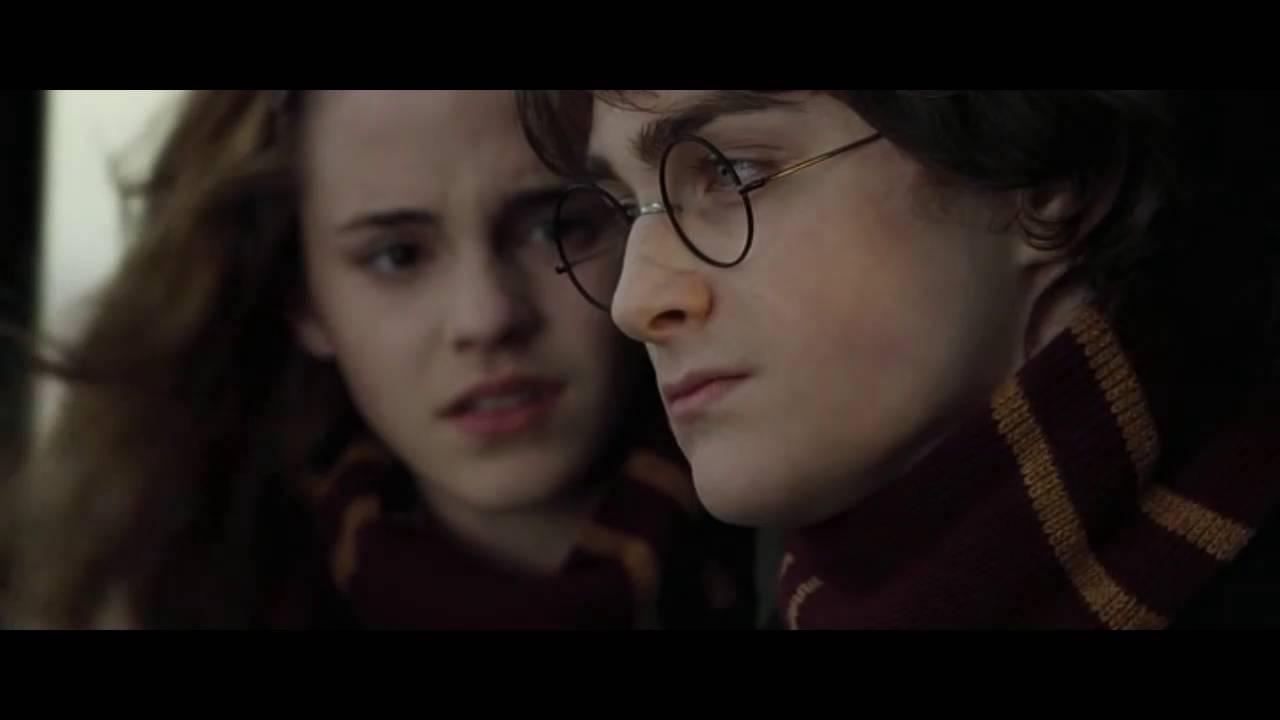 Гарри Поттер - Лучший друг (Гарри/Гермиона) - YouTube