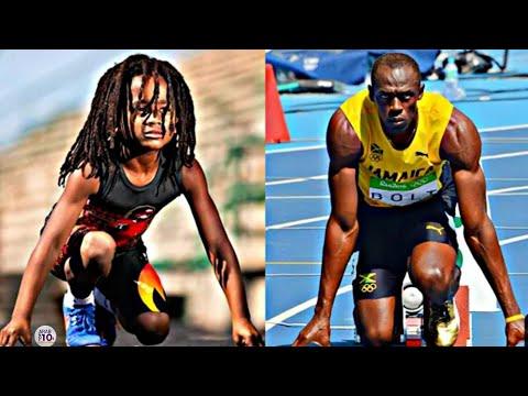 هذا هو آسرع طفل في العالم لن تصدق كم تبلغ سرعته