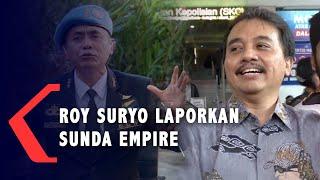 Gambar cover Ubah Sejarah PBB di Wikipedia, Pimpinan Sunda Empire Dilaporkan Roy Suryo ke Polisi