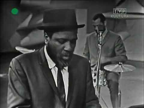 Thelonious Monk Quartet in Poland April 1966