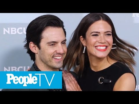 Milo Ventimiglia Says Mandy Moore Is 'Inspiring' After Ryan Adams Revelations | PeopleTV