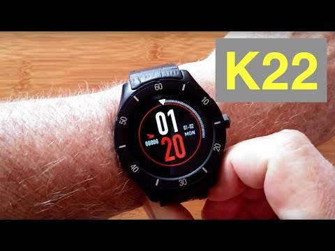 No.1 K22 Basic Android Smartwatch Low Price No Calling: Unboxing and 1st Look