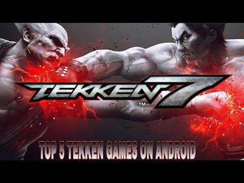 Top 5 Tekken Games On Android | Download