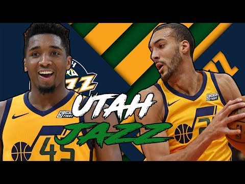 REBUILDING THE UTAH JAZZ IN NBA 2K19