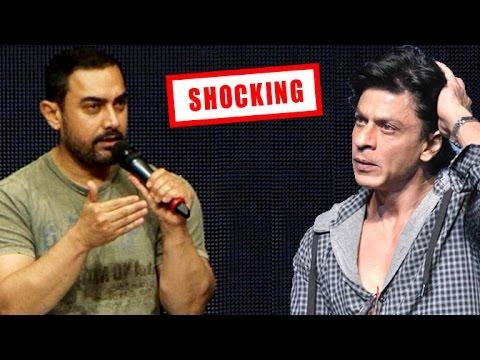 Aamir Khan's SHOCKING Insult To Shahrukh Khan