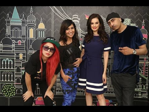 Dr Zeus, Jasmine Sandlas and Evelyn Sharma| Party Nonstop| MissMalini Interview