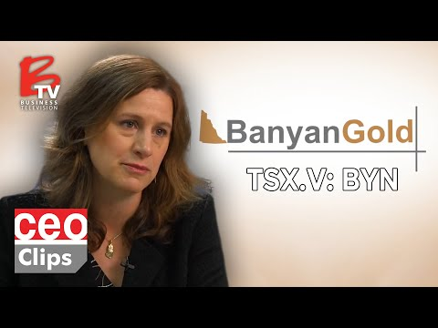 CEO Clip: Tara Christie | Banyan Gold | 2 Projects with Multi-Million oz Potential
