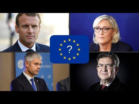 Carte de france élection européenne 2019