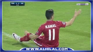 ملخص مباراة الهلال وبيروزي الايراني 1-1 - دوري أبطال آسيا ج1