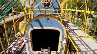 Wild Mouse - Lagoon Amusement Park (HD POV)
