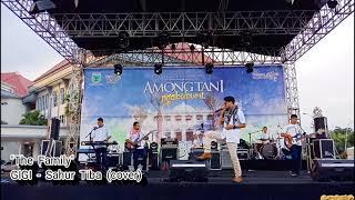GIGI - Sahur Tiba (cover) by The Family Band @Balaikota Among Tani Kota Wisata Batu