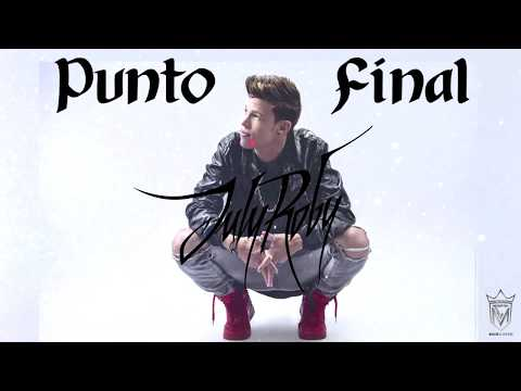 July Roby - Punto Final (audio oficial)