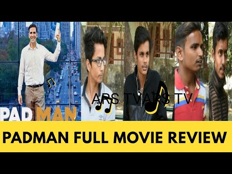 PADMAN Full Movie Review | First Day First Show | ARS TV
