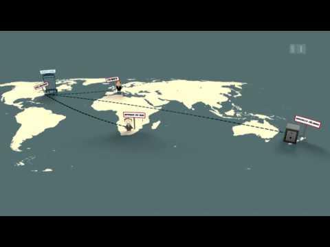 Enttarnung! Offshore, Panama, Delaware und USA: Das muss jeder wissen! #SpitzeDesEisbergs