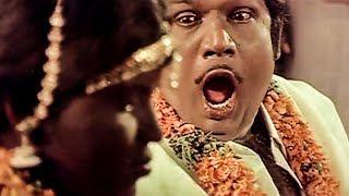 Goundamani Comedy Scene from Gunda Gardi (Magudam 1992)    Tamil Hindi Dubbed Movie