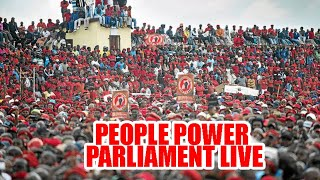 THE PEOPLE POWER PARLIAMENT LIVE