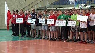 Uroczyste Otwarcie XXIII Ogólnopolskiej Olimpiady M³odzie¿y w Ostro³êce