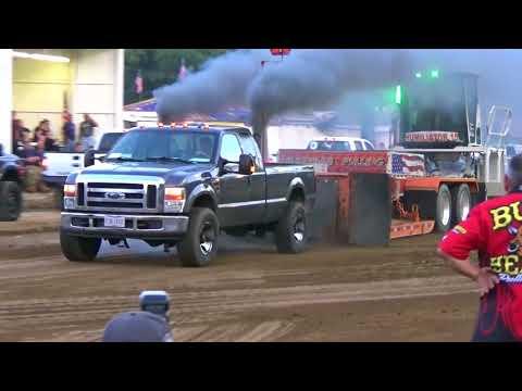 FPP, 2.5 Diesel, Summit County Fair, Tallmadge, Oh, 7/27/18