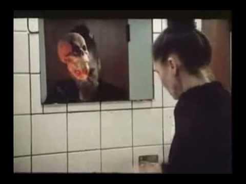 Ghost in the ladies room!! Prank